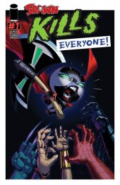 Spawn Kills Everyone! #1 3rd Printing