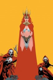 Red Sonja #19 Lee Virgin Ltd Cover