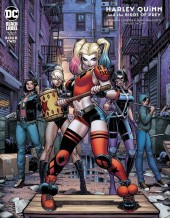 Harley Quinn and the Birds of Prey #2 Variant Edition
