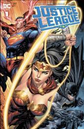 Justice League #1 Tyler Kirkham Variant A