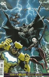 Batman and the Outsiders #7 Variant Edition