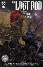 The Last God - Sourcebook