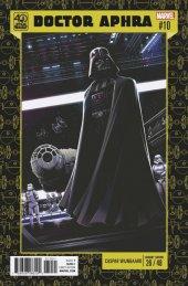 Star Wars: Doctor Aphra #10 Wijngaard 40th Anniversary Variant
