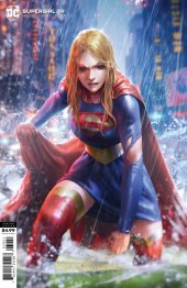 Supergirl #39 Card Stock Variant Cover