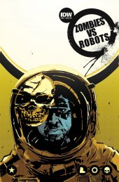 Zombies vs. Robots #8 Subscription Variant