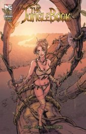 Grimm Fairy Tales Presents The Jungle Book #4 Cover C Patterson