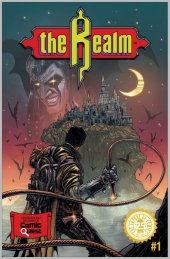 The Realm #1 Comic Quest Exclusive Variant