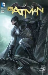 Batman #50 Bulletproof Comics Exclusive Gabrielle Dell