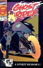 Ghost Rider #1 2nd Printing