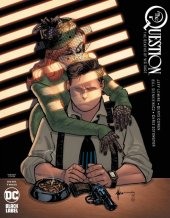 The Question: The Deaths of Vic Sage #3 Variant Edition