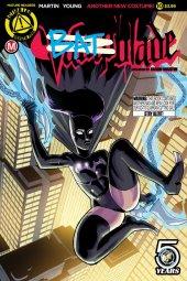 Vampblade #10 Original Cover