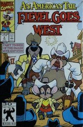 An American Tail Fievel Goes West #3