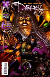 Cover B Darkness Vol 2002-2005 #7 2