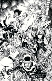Powers of X #5 NYCC 2019 Dawn Of X Panel Exclusive
