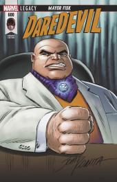 Daredevil #600 John Romita Sr Variant A