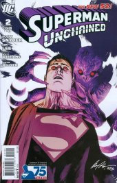 Superman Unchained #2 Rafael Albuquerque Villain Variant