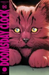 Doomsday Clock #8 Original Cover