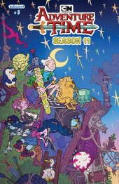 Adventure Time Season 11 #3 1:10 Incentive Variant