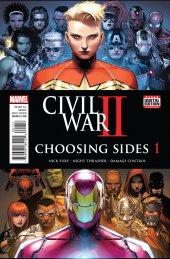 Civil War II: Choosing Sides #1
