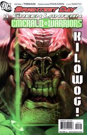 Green Lantern: Emerald Warriors #4 Variant Edition