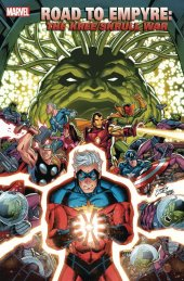 Road to Empyre: The Kree/Skrull War #1 Ron Lim Variant