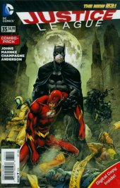 Justice League #35 Combo Pack