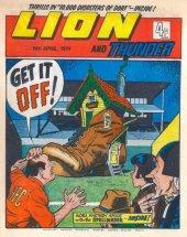 Lion #April 6th, 1974
