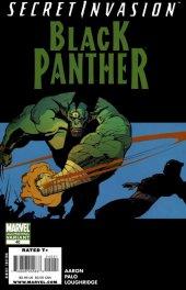 Black Panther #40 2nd Printing