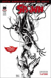 Spawn #219 Phoenix Comicon Variant