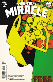 Mister Miracle #4 Mitch Gerards Variant