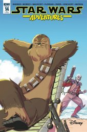 Star Wars Adventures #14 1:10 Incentive Variant
