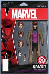 House of X #6 John Tyler Christopher Action Figure Variant