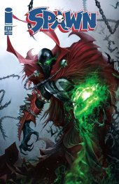 Spawn #299 Boston Comic Con Exclusive