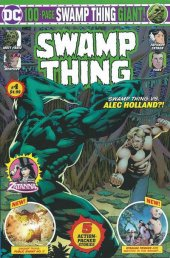 Swamp Thing Giant #4 Walmart Edition