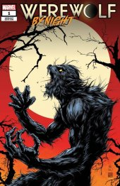 Werewolf by Night #1 1:50 Okazaki Variant