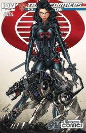 Transformers vs. G.I. Joe #4 Yesteryear Comics
