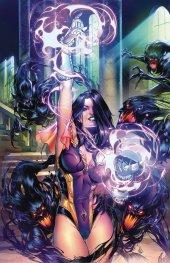 Grimm Fairy Tales #34 Cover C Zaldivar