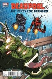 Deadpool & The Mercs for Money #2 Hawthorne Design Variant