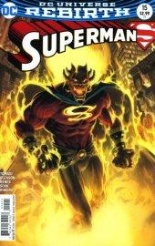 Superman #15 Variant Edition