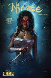 Niobe: She is Death #1 Shannon Maer Variant A