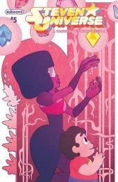 Steven Universe #5 Original Cover