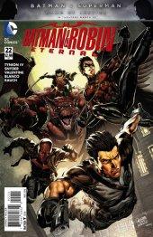 Batman & Robin Eternal #22