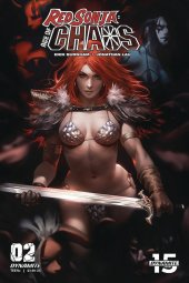 Red Sonja: Age of Chaos #2 Cover C Chew