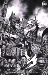 The Batman Who Laughs #4 Unknown Comics Exclusive Mico Suayan Variant B