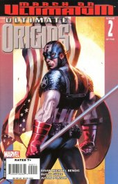 Ultimate Origins #2 Original Cover