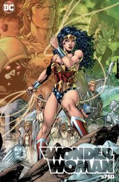 Wonder Woman #750 Torpedo Comics Jim Lee Variant Cover C