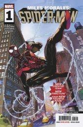 Miles Morales: Spider-Man #1 2nd Printing Garron Variant