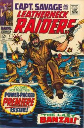 captain savage and his leatherneck raiders #1