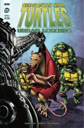 Teenage Mutant Ninja Turtles: Urban Legends #25