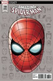 The Amazing Spider-Man #789 Legacy Headshot Variant